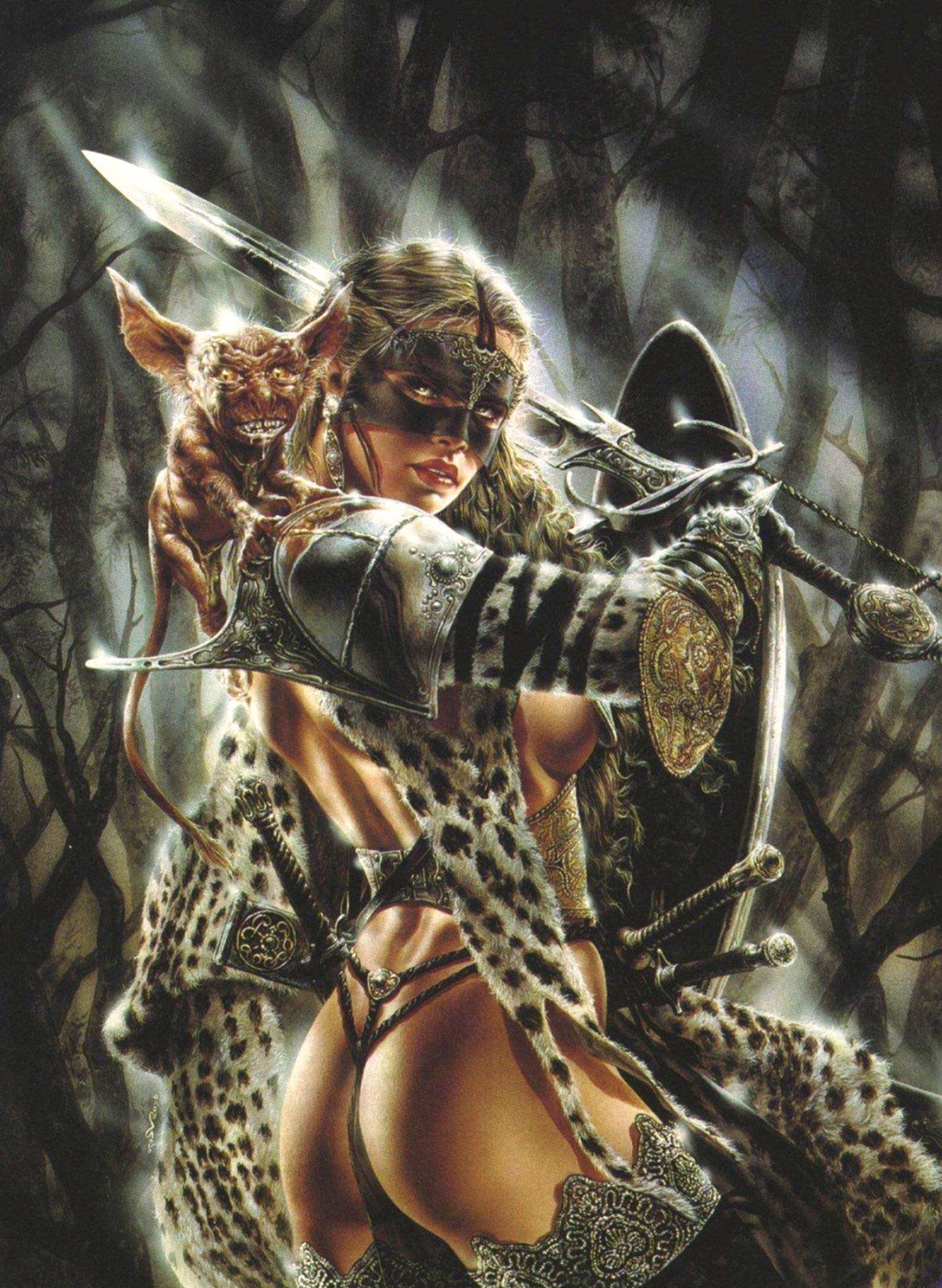 Not absolutely luis royo heavy metal